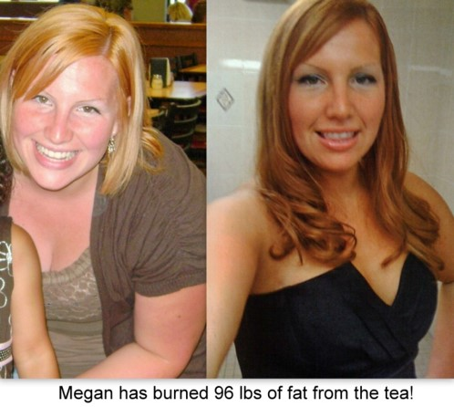 Skinny Genex - Before & After - Megan